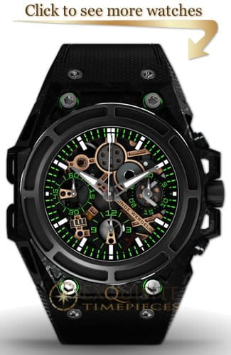 Linde Werdelin Spido Speed Collection