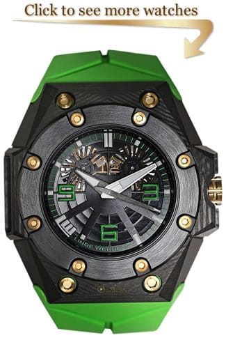 Linde Werdelin Oktopus Collection