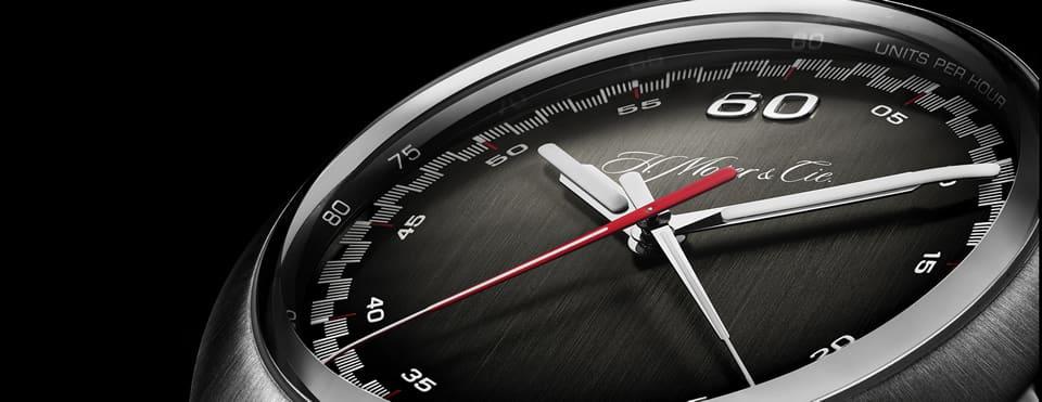 H. Moser & Cie. Streamliner Flyback Chronograph