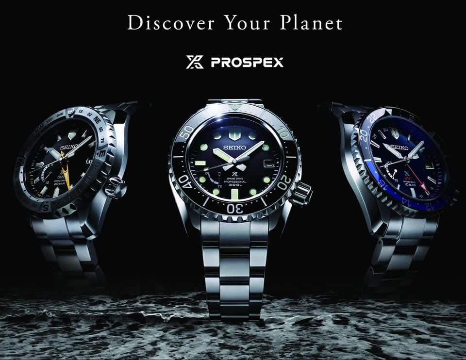 Seiko Prospex LX Line