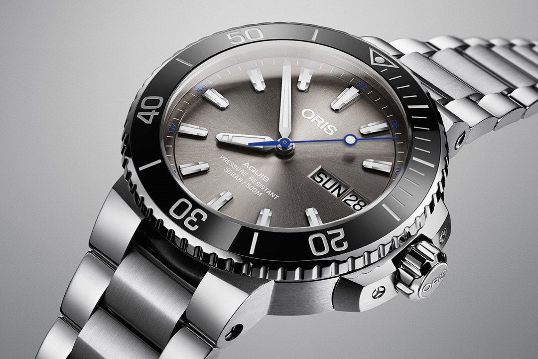 Oris save the sharks