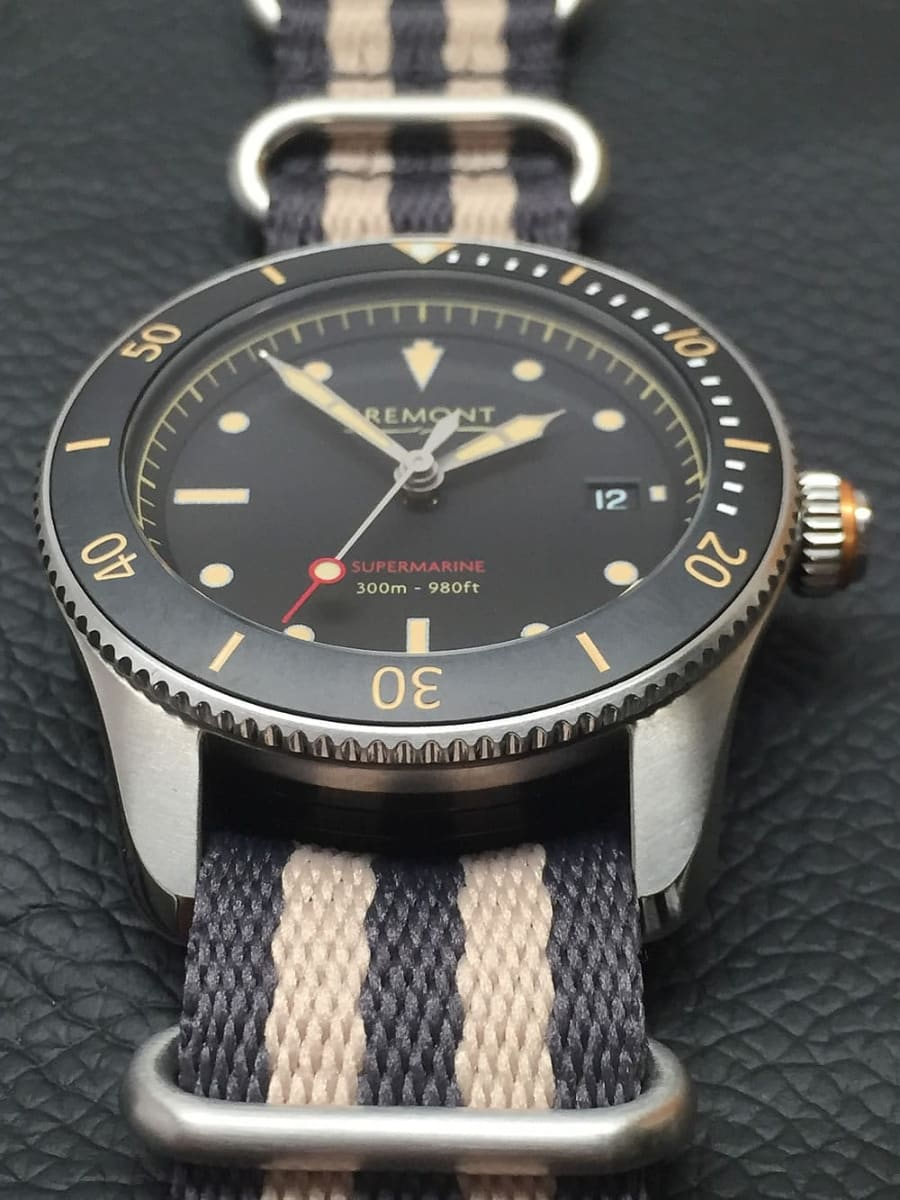 Bremont Supermarins S301 main
