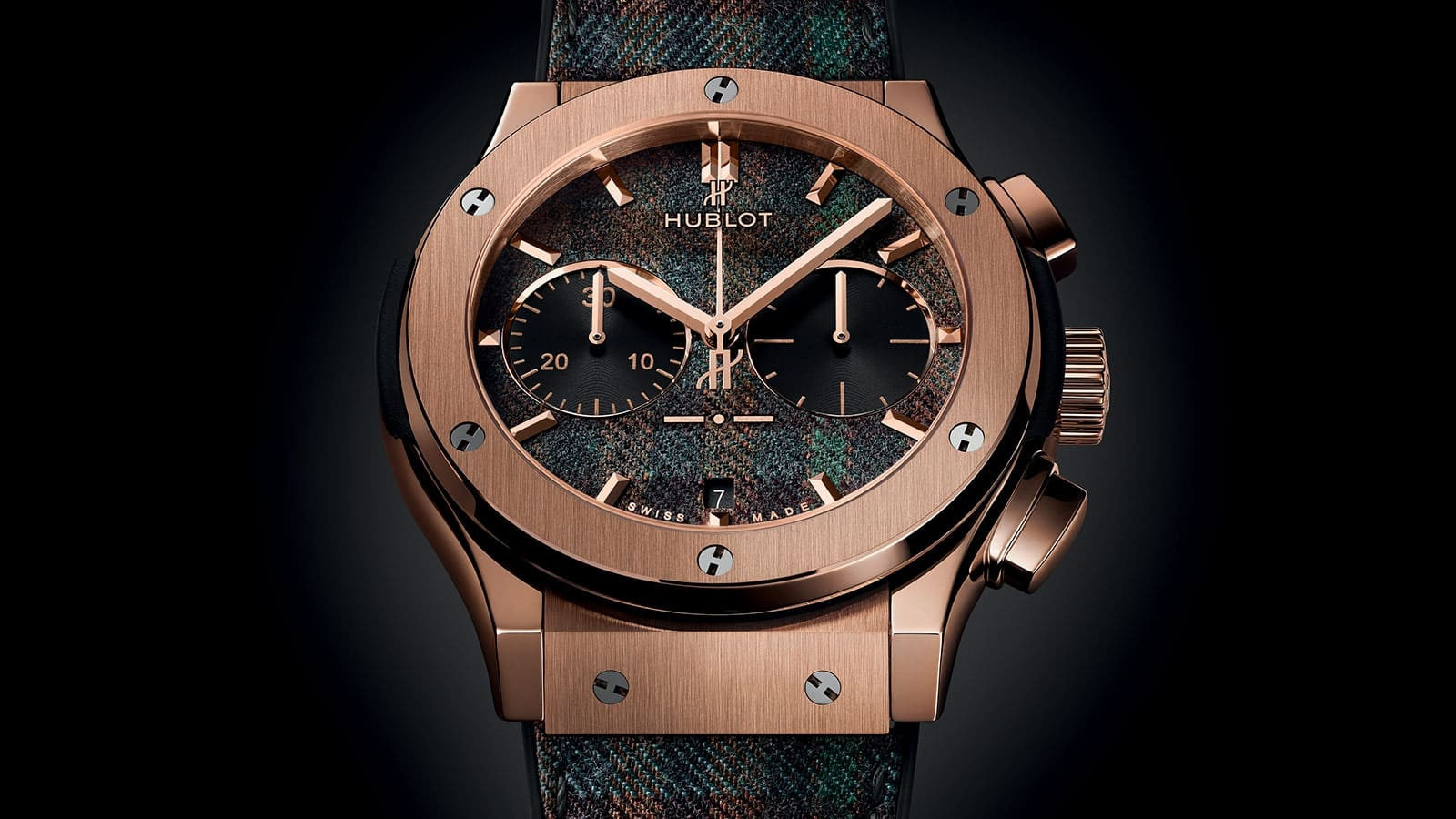 Hublot Classic Fusion Italia collection