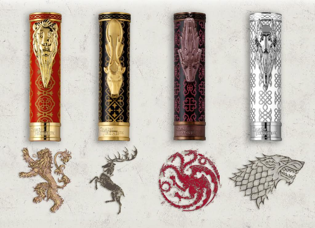 Montegrappa Makes Play For The Iron Throne With New Line Of Game Of